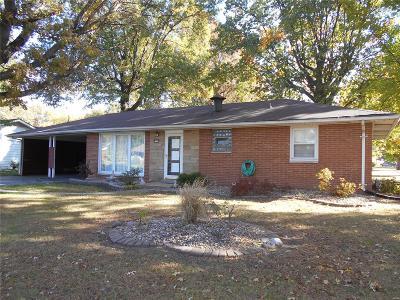 Granite City Single Family Home For Sale: 42 Riviera Drive