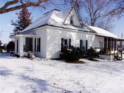 Single Family Home For Sale: 1980 Gilham Road