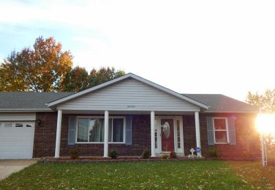 Arnold Single Family Home For Sale: 2972 Katie