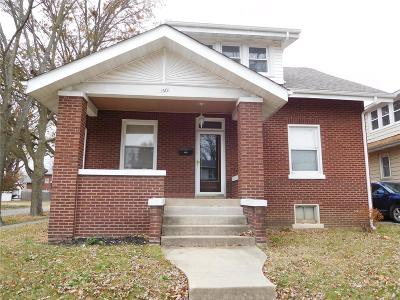 Highland Single Family Home For Sale: 1501 13th Street