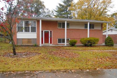 Single Family Home For Sale: 4569 Tauneybrook
