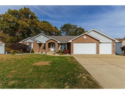 Arnold Single Family Home For Sale: 5111 Dominion Drive
