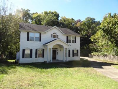 Chesterfield Single Family Home For Sale: 121 Seabrook Court