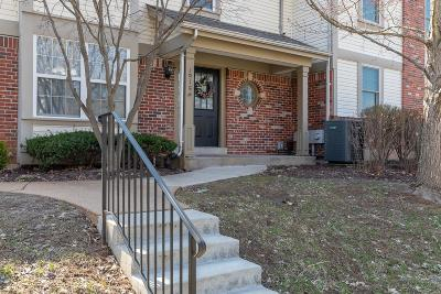 Chesterfield Condo/Townhouse For Sale: 1915 Dewitt Ridge Drive