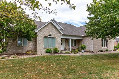 Edwardsville Single Family Home For Sale: 5306 Fox Circle Drive