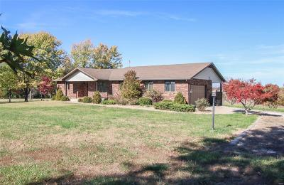 Lincoln County, Warren County Single Family Home For Sale: 1271 East Highway U