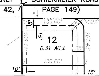 Residential Lots & Land For Sale: Foxtail Drive
