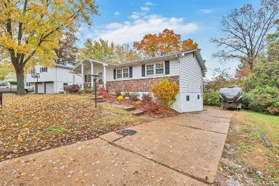 Arnold Single Family Home For Sale: 2658 Diane Drive