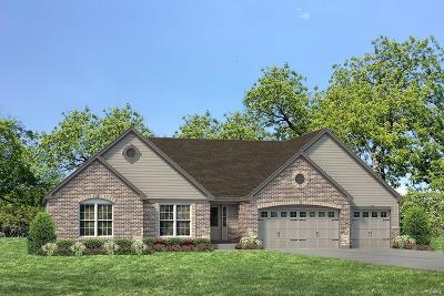 Wildwood Single Family Home For Sale: 2479 August Grove Court