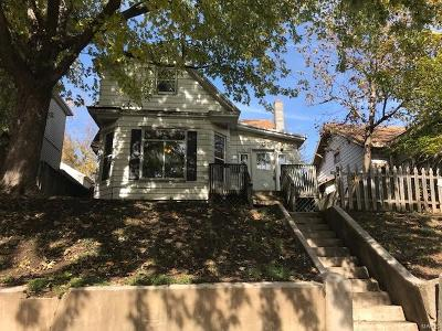 Hannibal MO Single Family Home For Sale: $19,900