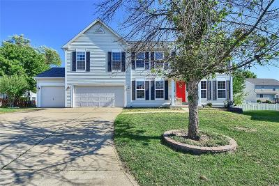 St Peters Single Family Home For Sale: 6 Abington Court