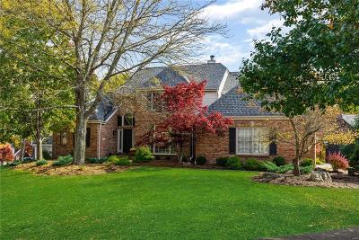 Ellisville Single Family Home Contingent No Kickout: 16002 Lugger Wood Court