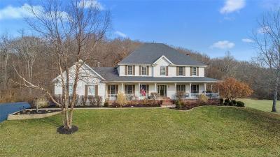 Wildwood Single Family Home For Sale: 1326 Ridgetree Trails Court