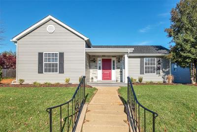 St Louis MO Single Family Home For Sale: $229,500