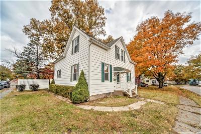 Freeburg Single Family Home For Sale: 112 West Apple Street
