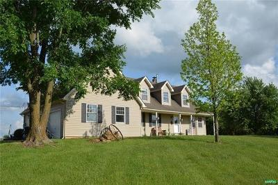 Franklin County Single Family Home For Sale: 2056 Bachelor Creek Road