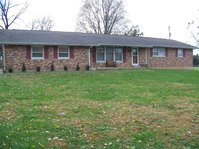 Bonne Terre Single Family Home For Sale: 2708 Hwy K