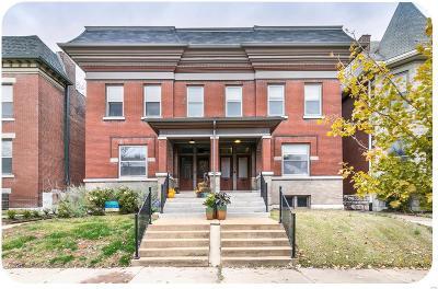 St Louis Single Family Home For Sale: 4147 Botanical Avenue