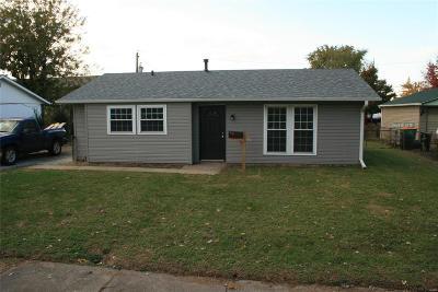 Granite City Single Family Home For Sale: 167 Briarmoor Lane