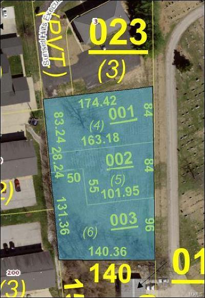 Edwardsville Commercial For Sale: Executive Drive Lots 4, 5, & 6