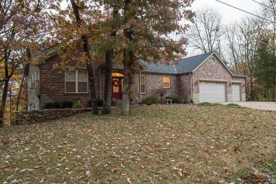 Lincoln County, Warren County Single Family Home For Sale: 1635 King Arthur Drive