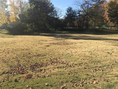 Lincoln County, St Charles County, St Louis City County, St Louis County, Warren County Residential Lots & Land For Sale: 2705 Westlawn Street