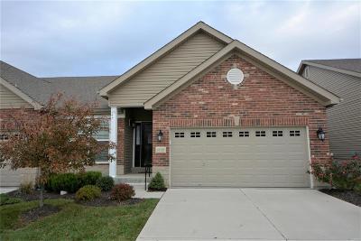 Ellisville Condo/Townhouse For Sale: 16127 Amber Vista Drive
