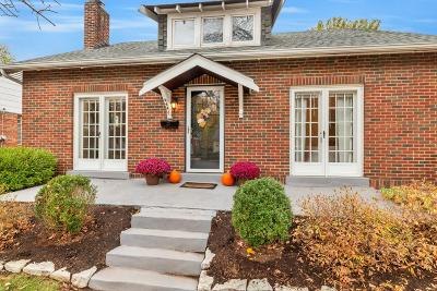 St Louis Single Family Home For Sale: 2445 Pocahontas Place