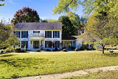 St Louis Single Family Home For Sale: 1473 Mason Valley