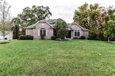 Franklin County Single Family Home For Sale: 957 Prairie View Court