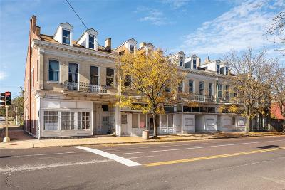 St Louis City County Multi Family Home For Sale: 7121 South Broadway