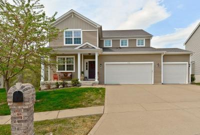 Dardenne Prairie, O Fallon Single Family Home For Sale: 1160 Keighly Crossing