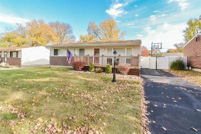 Florissant Single Family Home For Sale: 930 Campion Lane