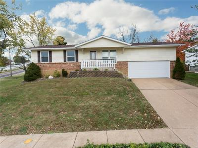 Single Family Home For Sale: 6002 Grand Marnier