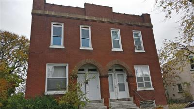 St Louis Multi Family Home For Sale: 3530 Arkansas