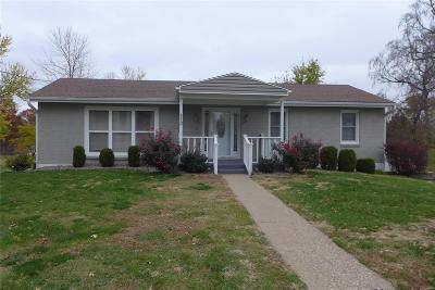 Hannibal MO Single Family Home Option: $139,900