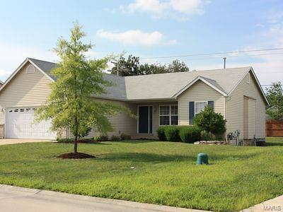 O'Fallon Single Family Home For Sale: 13 Wistar Way