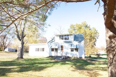 Madison County Single Family Home For Sale: 5301 Humbert Road