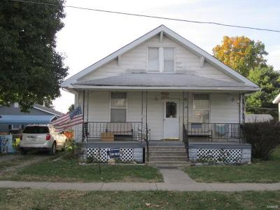 Caseyville Single Family Home For Sale: 205 South 2nd