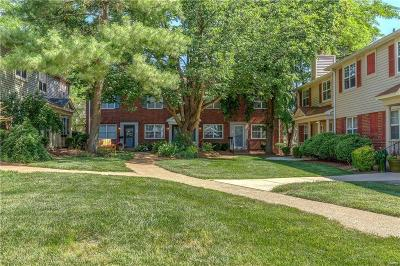Brentwood Condo/Townhouse For Sale: 8859 Flamingo Court