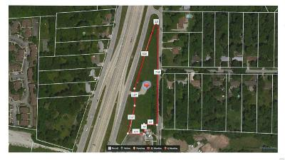 Franklin County, Gasconade County, Jefferson County, Lincoln County, Montgomery County, Pike County, St Charles County, St Louis City County, St Louis County, Warren County Commercial For Sale: 12150 Lusher Road