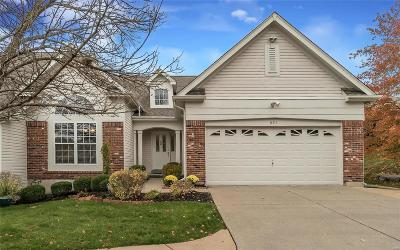Chesterfield MO Condo/Townhouse Contingent No Kickout: $410,000