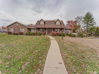 Godfrey Single Family Home For Sale: 1906 Arrowhead Lane