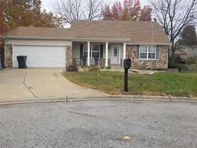 St Peters Single Family Home For Sale: 2 West Douglas