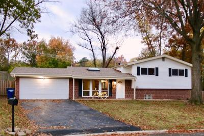 Single Family Home For Sale: 1220 Moncoeur