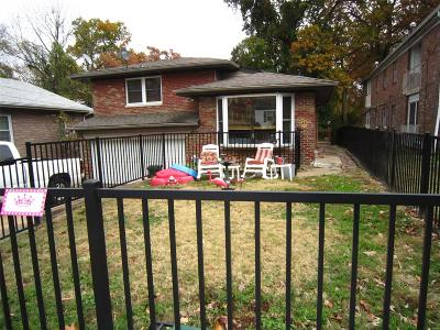 Belleville IL Single Family Home For Sale: $69,900