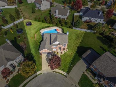 O'Fallon Single Family Home For Sale: 812 Sunflower