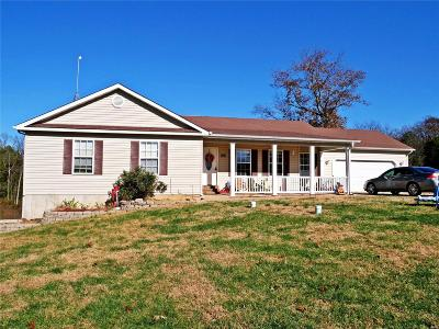 Bonne Terre Single Family Home For Sale: 3209 Pintail Ridge Road