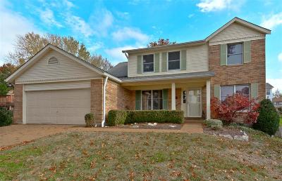 St Louis Single Family Home For Sale: 4864 Mehlbrook Drive