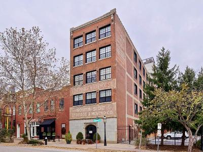 St Louis City County Condo/Townhouse For Sale: 1831 Sidney Street #G